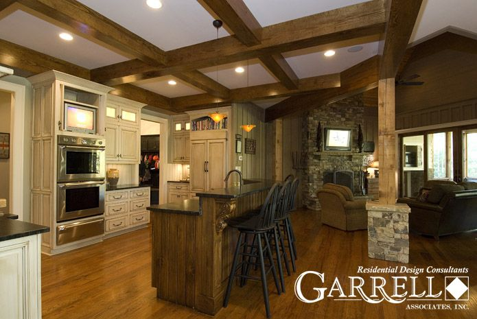 Garrell Designed Homes Meadowlane Cottage Mountain House