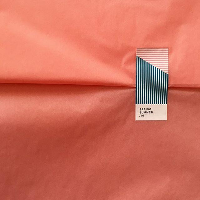 "By Copper & Solder ""Got to love a Zara delivery! "" via Instagram #zara #package #label"