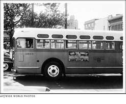 montgomery bus boycott essays Montgomery bus boycott custom essay in summary various circumstances where the uses of such actions are justifiable are very clear in the case of montgomery bus.