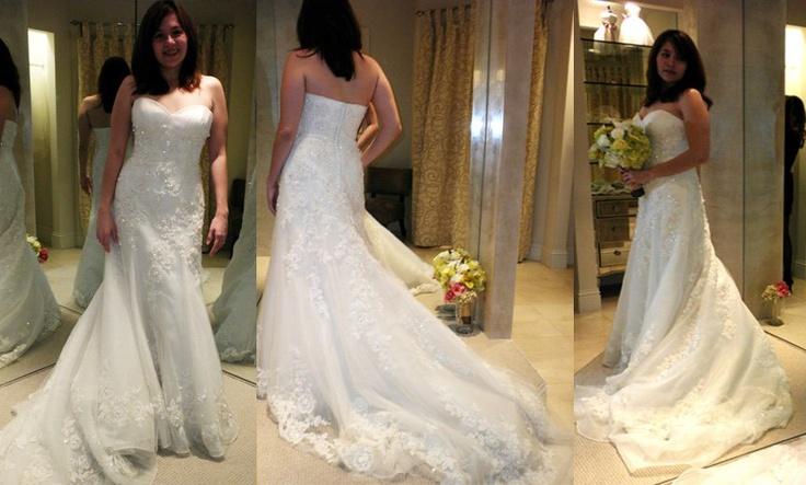 Beautiful bride in an Anjolique Wedding dress: Wedding Dressses, Wedding Dresses, Beautiful Bride, Anjoliqu Bride