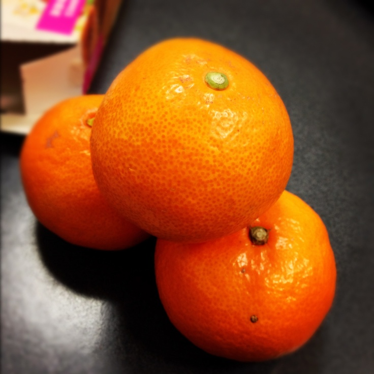 table orange