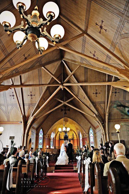 Naper Settlement Chapel in Naperville,