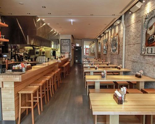Brunch Like A Rockit Star Restaurant InteriorsRestaurant BarA