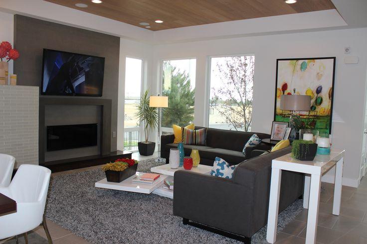 Vue Plan 2 Living Room