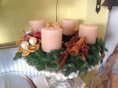 Lovely Adventszeit bei Mira us Wohnen und Garten Foto