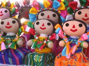 I have several of these dolls! Tonala Shopping (arts and crafts Guadalajara Mexico) | Delivering Value Through Unique Experiences