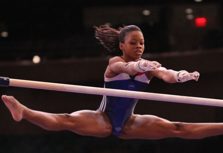 Gabrielle Douglas became the first US gymnast to win both the individual all-around gold medal & the team gold in the same Olympics. The 16-year-old left her family in Virginia, to train in Des Moines, Iowa with the famous coach of Shawn Johnson, Liang Chow.