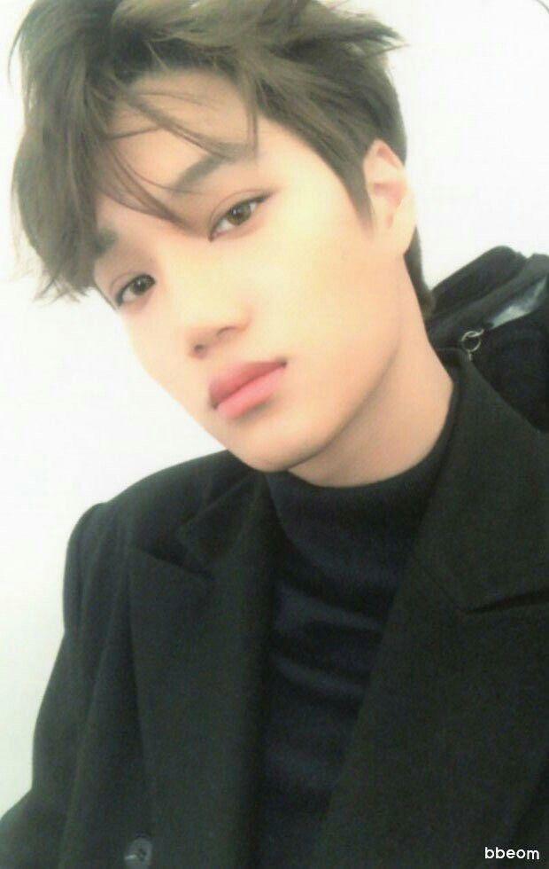 """[SCAN]  #EXO Photocard - """"Universe"""" #KAI"""