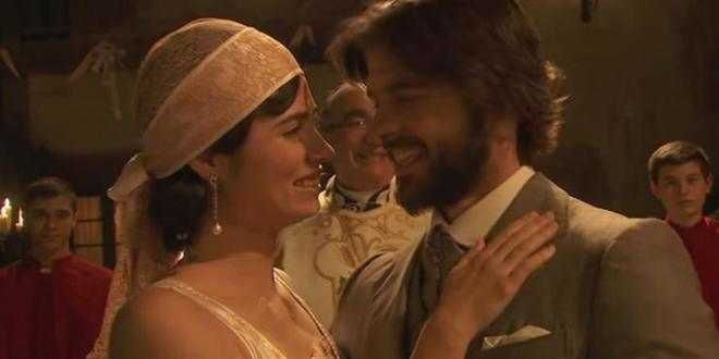 Anticipazioni Il segreto, puntate spagnole: Maria e Gonzalo finalmente sposi? Il ricordo di Tristan