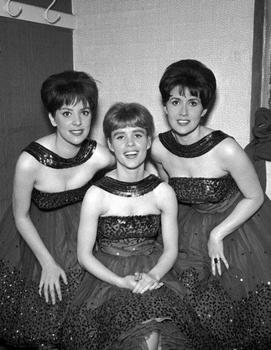 The Vernon Girls 1961