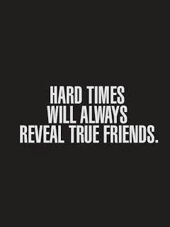 Friendship #Hard Times #Friends #Friendship #Quotes