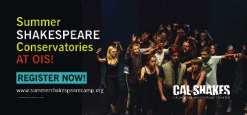 Customer Appreciation – California Shakespeare Theater