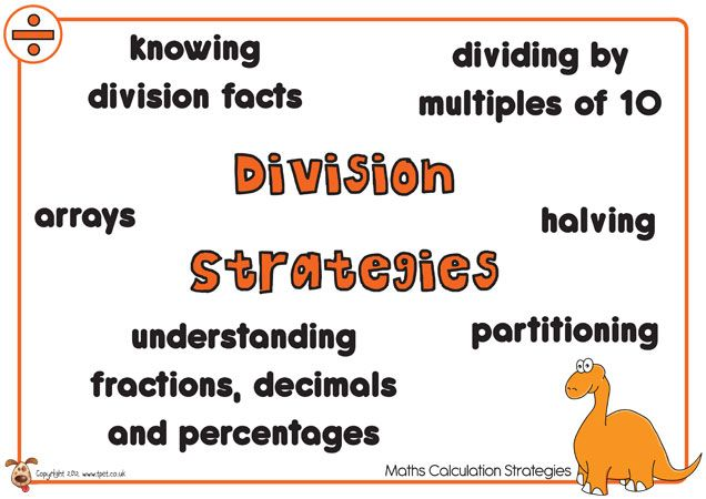 Teacher's Pet Displays » Maths Calculation Strategy Posters » FREE downloadable EYFS, KS1, KS2 classroom display and teaching aid resources » A Sparklebox alternative