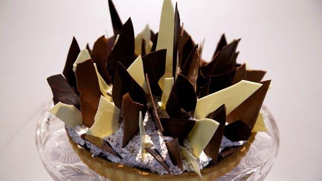 scherven brengen geluk taart