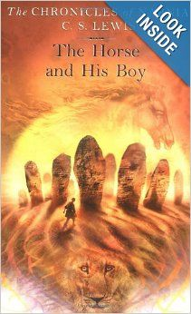The Horse and His Boy, read this for the third or so time. Always good!