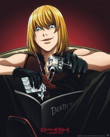 Poster Death Note Mello