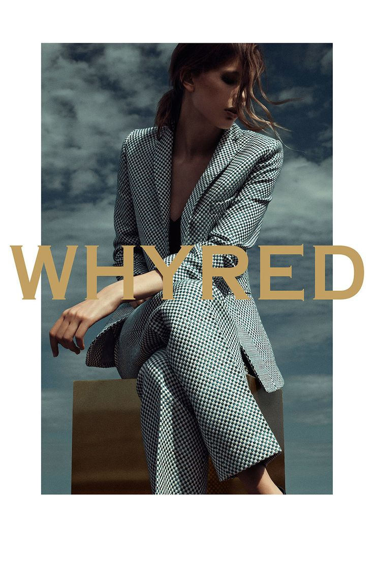 Whyred SS14 – Made To Order