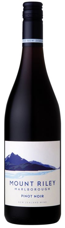 2014 Mount Riley Pinot Noir — Mount Riley Wines Blenheim, Marlborough