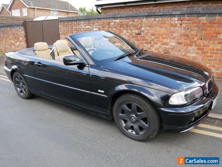 BMW 318 CI 3 series 2.0 Convertible  Hard Top #bmw #203seriesconvertible #forsale #unitedkingdom