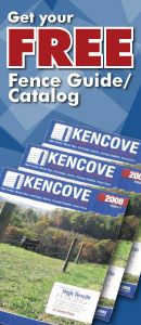 Kencove Catalog / Fence Guide  Electric Net Fencing  http://www.kencove.com/fence/Electric+Net+Fencing_products.php  FREE shipping on qualified orders over 75.00 to the continental US. Details