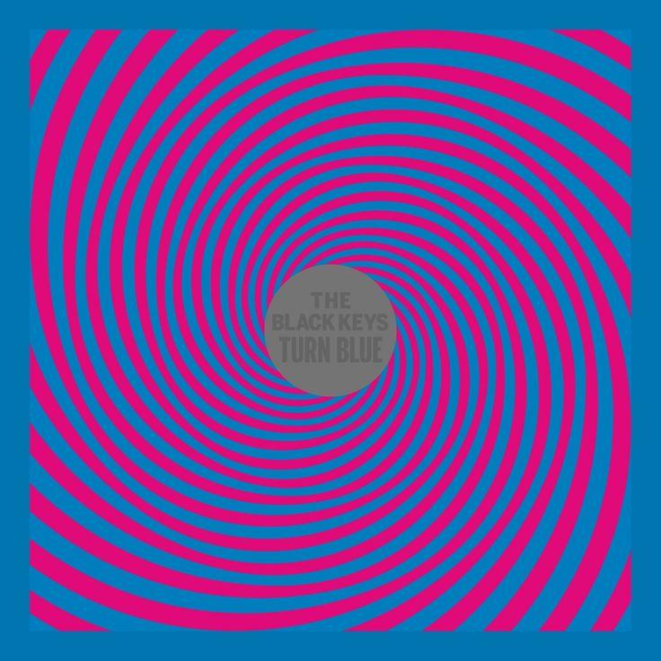 The Black Keys - Turn Blue - Album Cover