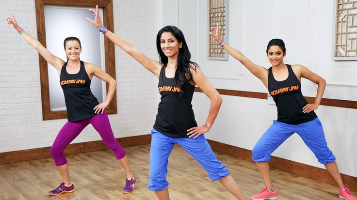 10-Minute Workout to Dance Away the Calories: If you're familiar with Bollywood culture, then we don't have to tell you that the music and dancing in these films are completely infectious.
