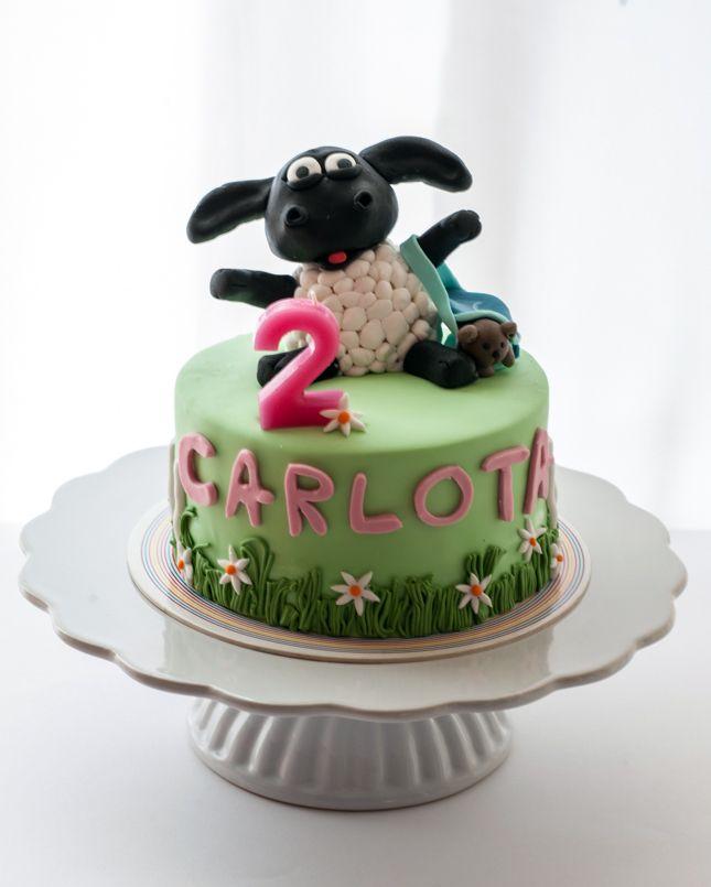 Sheep Birthday Cake Ideas