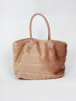 borsa pelliccia-accessori - abbigliamento donna - vendita online