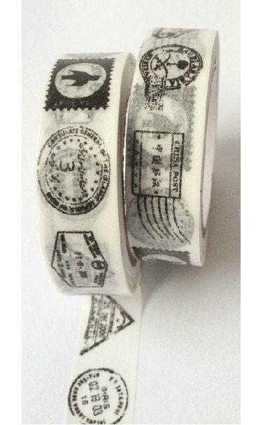 1 Rolls Japanese Washi Tape Masking Tape decoration Tape. $3.90, via Etsy.