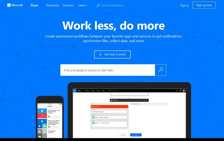Microsoft Flow team announced that they have added support for five new services:   Azure Data Lake,  Bitbucket,  Eventbrite,  Infusionsoft,  Pipedrive.  Azure Data Lake allows you to read and add data to an Azure Data Lake account.   #Microsoft #News #Office 365
