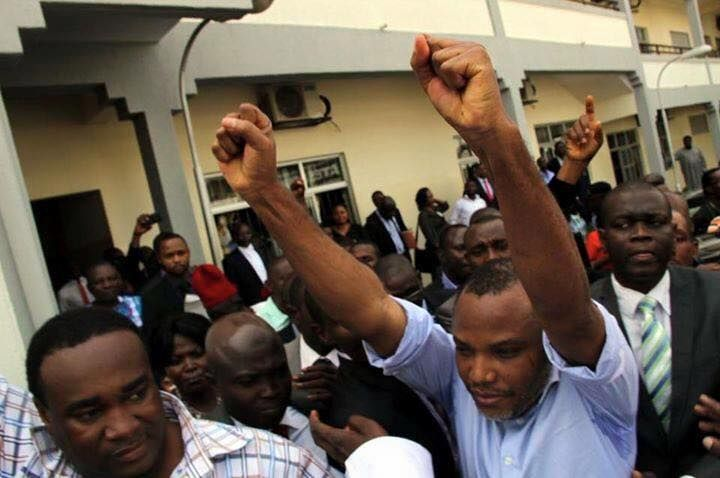 The Biafra Herald: 17/12/2015 Court orders immediate unconditional release of Nnamdi kanu
