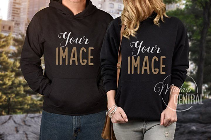 Download Couple S Matching Love Black Hoodie Urban Mockup Jpg 595716 Clothing Design Bundles Clothing Mockup Black Sweatshirt Hoodie Black Hoodie