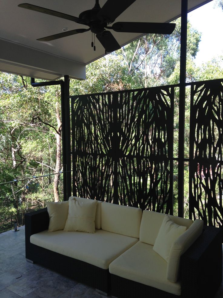 10 Best Balcony Screening Amp Balustrade Ideas Images On Pinterest Privacy Screens Balconies