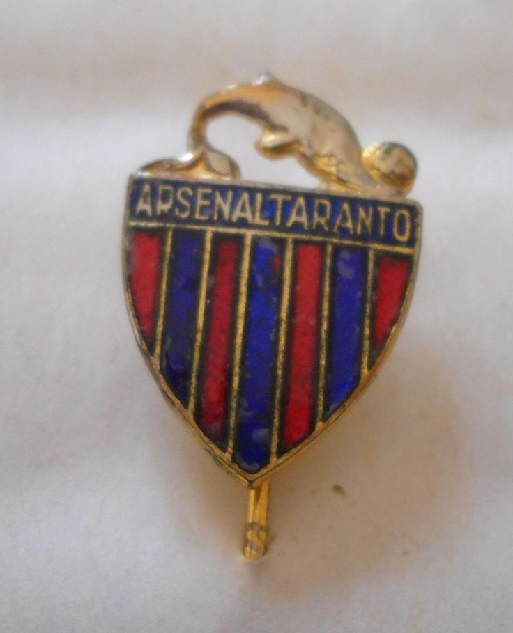 calcio distintivo Arsenal Taranto  pin  badge football soccer