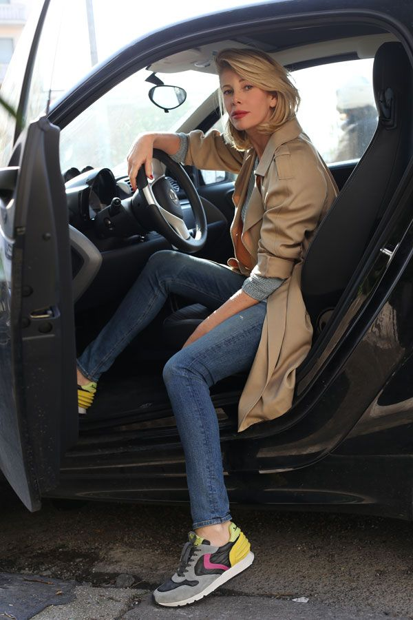 Trench e Jeans!  http://www.lapinella.com/?p=21036