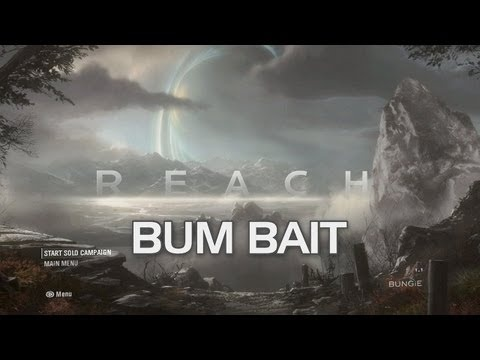 Bum Bait in Halo: Reach