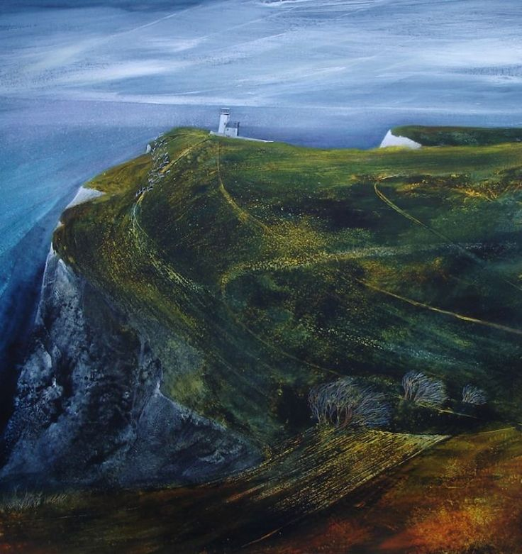 Belle Tout Revisited   -   CLIFF HOWE - Artist
