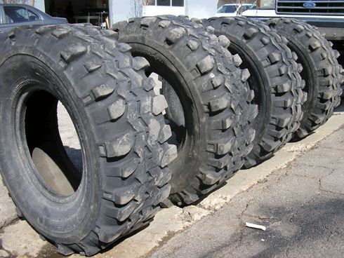 mud tires recapped for sale