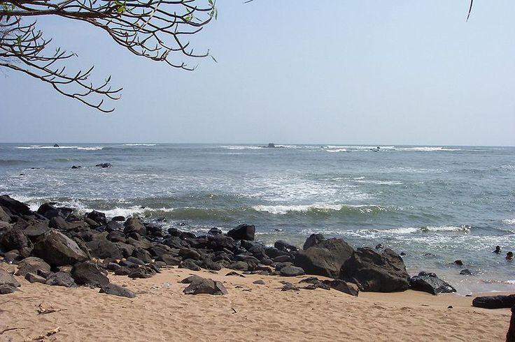 Los Cobanos beach in Sonsonate. File:Playa Los Cóbanos, El Salvador