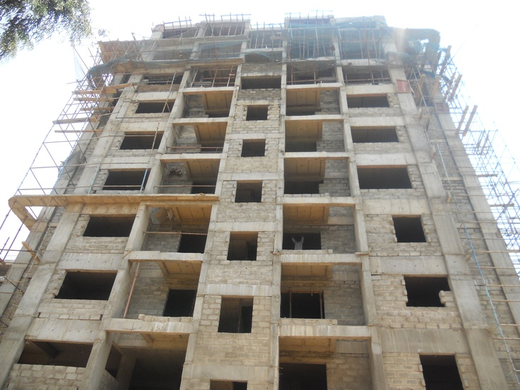 BREN Avalon G+ 5 suite of  2 / 3 BHK Apartments neat Marahtahalli Junction and EPIP Zone whitefield. I Block elevation