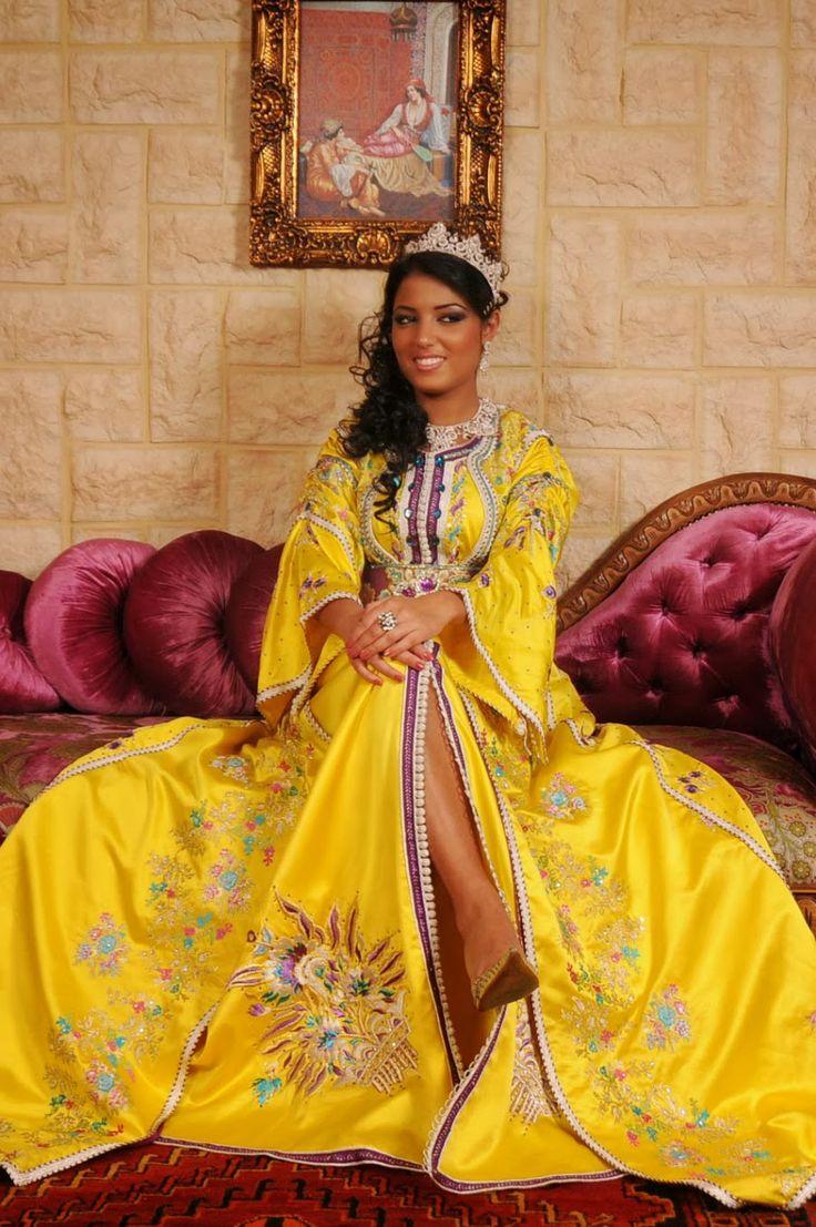 Takchita : Moroccan Kaftan