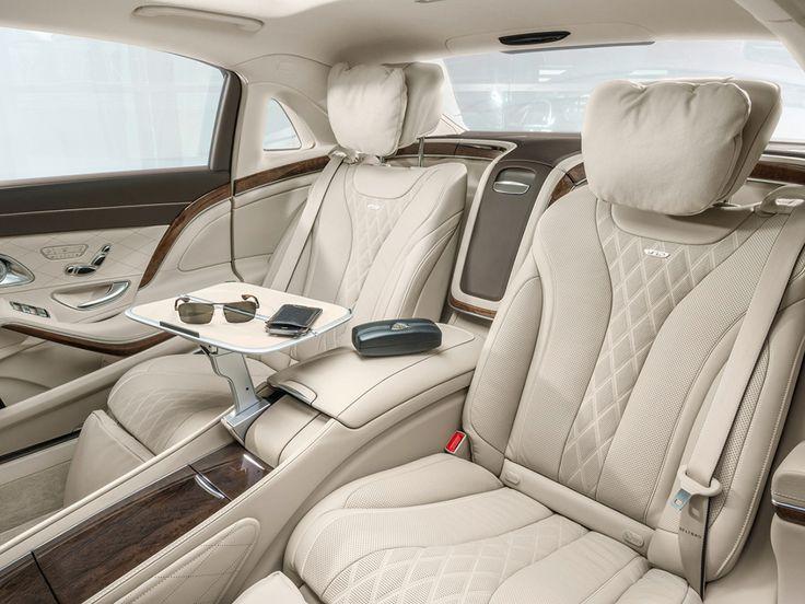 Mercedes Benz Maybach Clase S