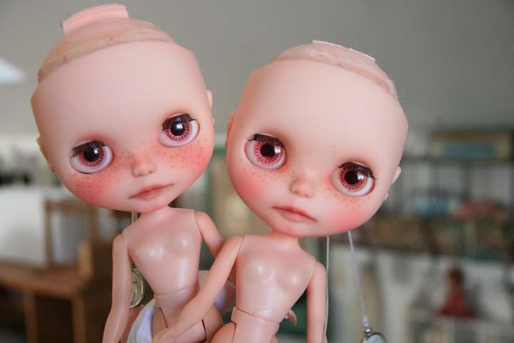 https://flic.kr/p/iSYdxn | New Year Babies | Happy New Year to all of my wonderful dolly friends!! I hope everybody enjoyed a happy holiday season.