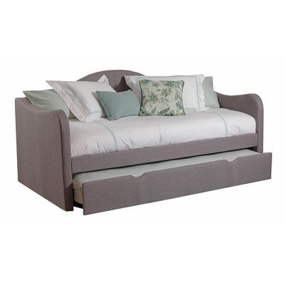 Wildon Home ® Daybed with Trundle & Reviews | Wayfair