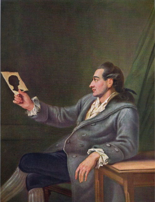 Georg Melchior Kraus  Portrait of Goethe (1778)  Goethe-Museum Frankfurt am Main