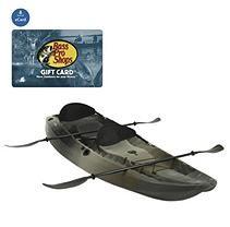 Lifetime Kayak 10' Tandem Fishing Kayak with Free $50 Bass Pro Shops eGift Card