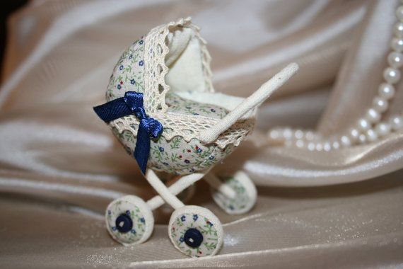 Baby carriage by AnnaToys on Etsy, $42.00