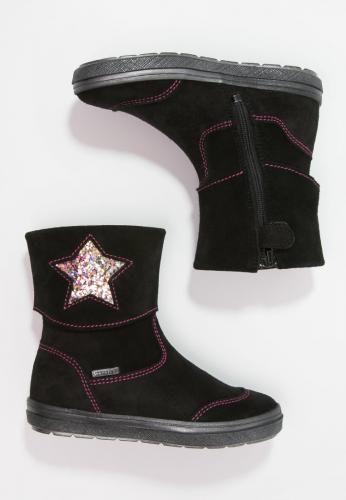#Richter stivaletti black/fuchsia Nero  ad Euro 55.25 in #Richter #Bambini promo scarpe stivali