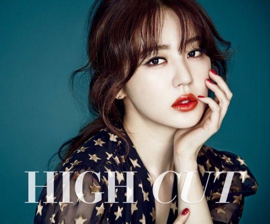 Yoon Eun Hye Dazzles in High Cut Photo Shoot