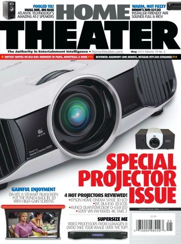 Home Theater – May 2012